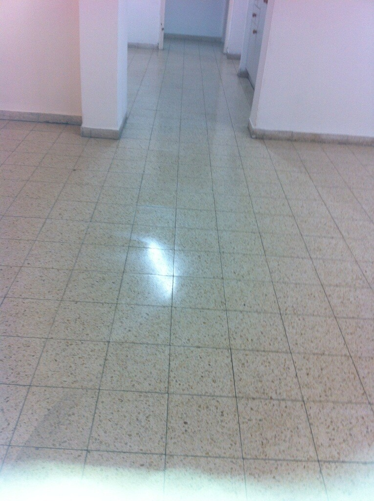 ליטוש רצפות